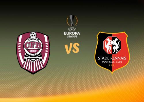 Cluj vs Rennes  Resumen