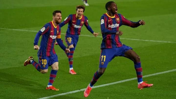 Neto and Dembele are close Barcelona return