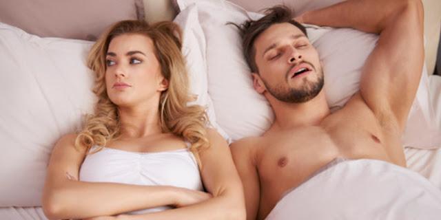 Alasan Kenapa Suami Selalu Ketiduran Setelah Bercinta