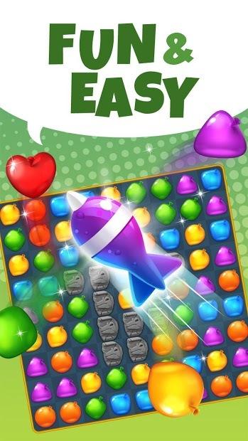 Aqua Blast: Free Match 3 Puzzle Games Sınırsız Para Hileli APK