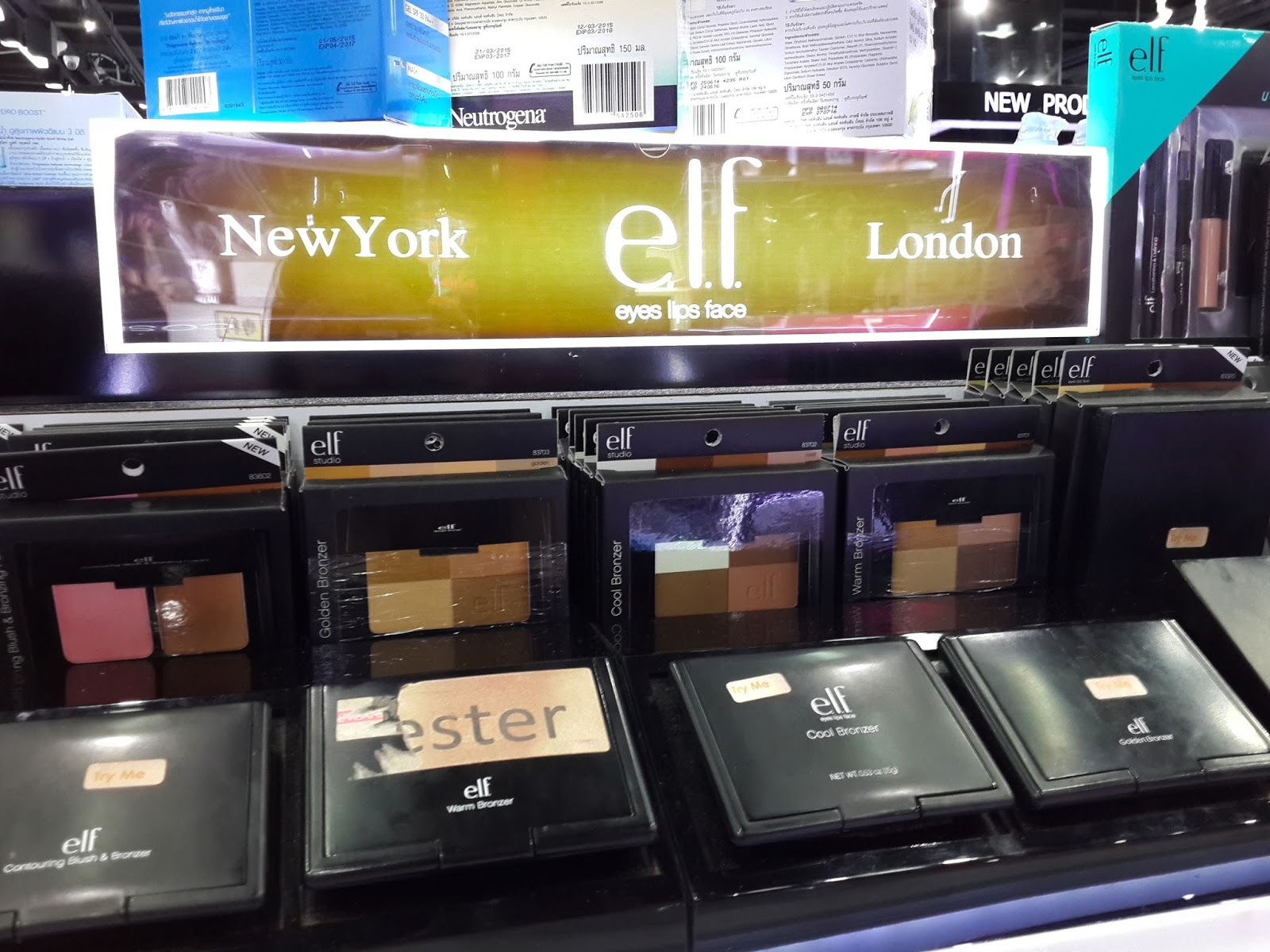 elf cosmetics bangkok