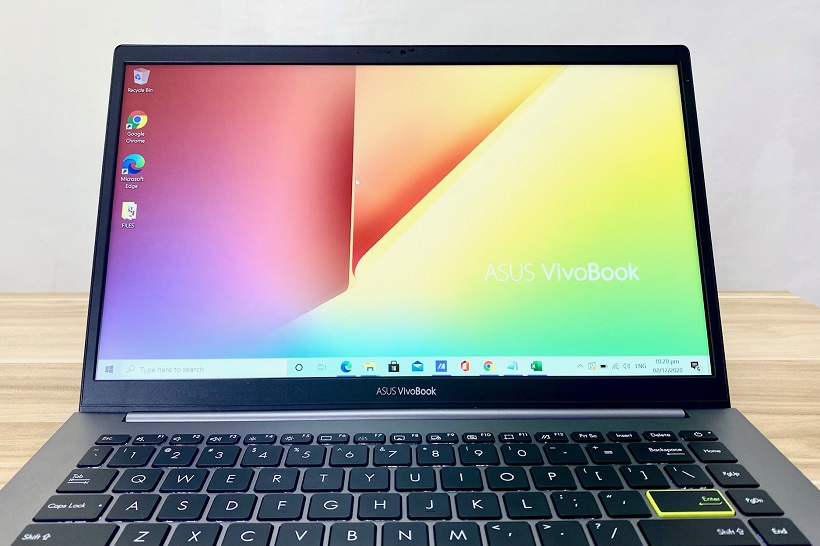 ASUS VivoBook S14 S433 Review - Display