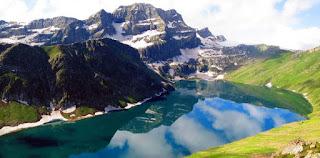 Places to visit in Jammu and kashmir ( Tarsar Marsar trek  )