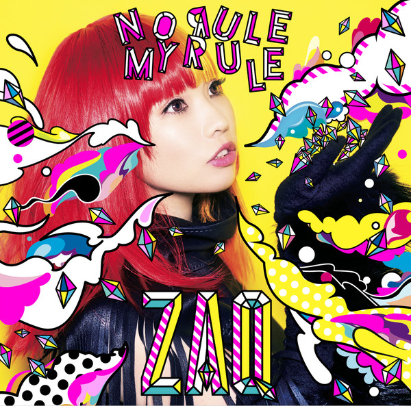 [Album] ZAQ – NO RULE MY RULE (2016.2016.07.13/MP3/RAR)