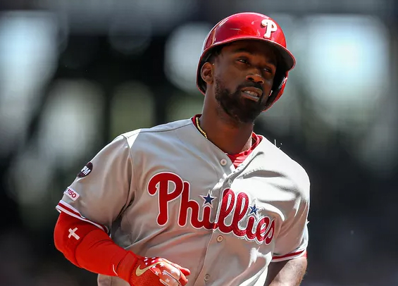Andrew McCutchen out for the year for the Philadelphia Phillies