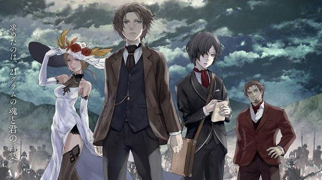 Best List of Anime made by Wit Studio Shisha no Teikoku