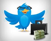 Ganar dinero Twitter