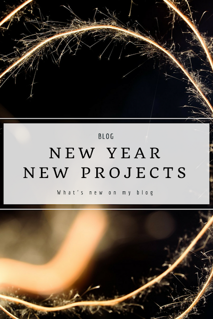 Blog | New Year, New projects.Blogging Goals, Improvement and Surprises. Porty's Diary