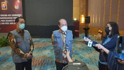 BNPT Perkuat Penanggulangan Terorisme dengan Penandatanganan Rencana Aksi Sinergitas Antar Kementerian/Lembaga Tahun 2021