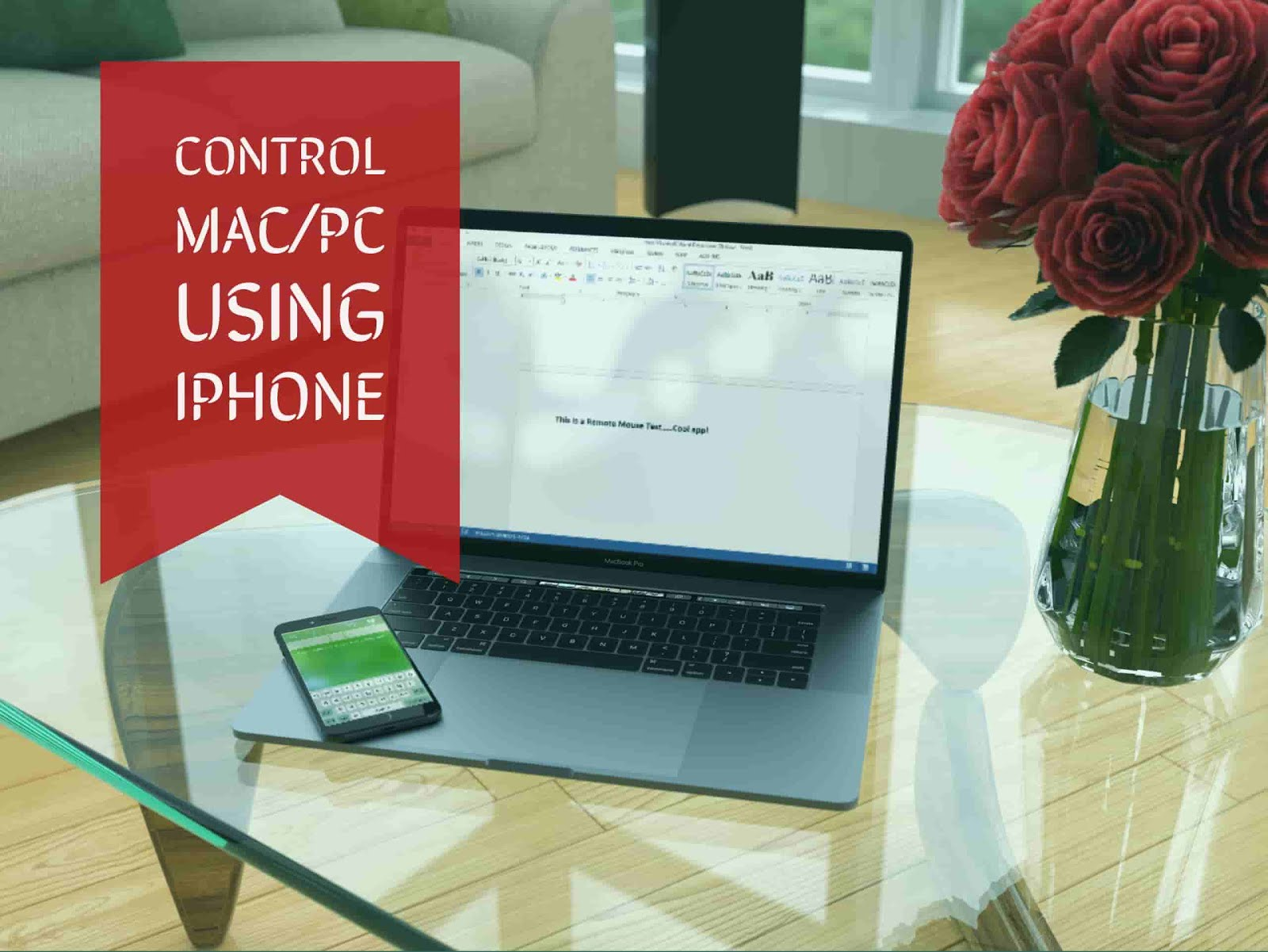 control iphone from computer how to mac pc using your iphone 13864