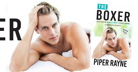 Cover Reveal - The Boxer by Piper Rayne