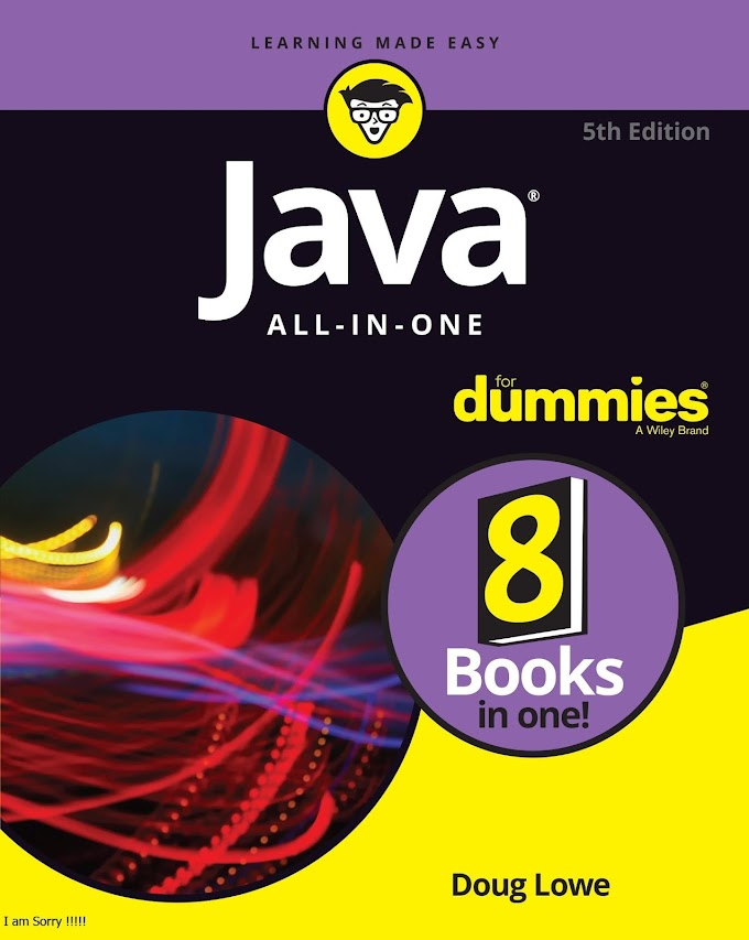 Java® All-in-One For Dummies®, 5th Edition