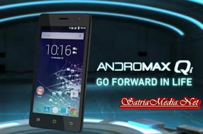 Spesifikasi Dan Harga Android Smartfren Andromax Qi