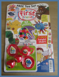first friends children's magazine