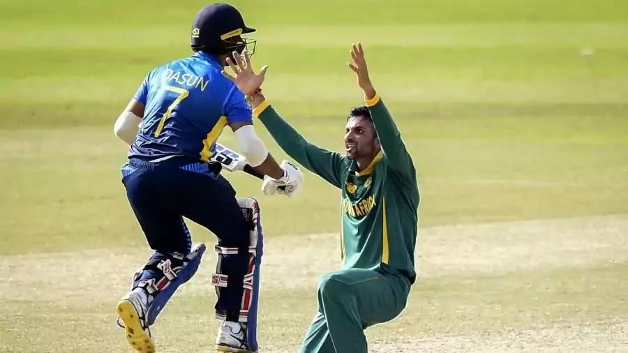 CricketHighlightsz - Sri Lanka vs South Africa 3rd ODI 2021