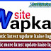 Wapka site me automatic latest update code kaise lagaye or more update kaise lagaye ?