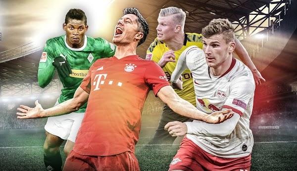 الدوري الالماني سيعود قريبا جدا وبدون جمهور