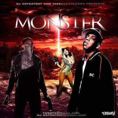 Kanye West -  Monster Feat. Nicki Minaj, Jay-Z & Rick Ross Mp3 Free Download