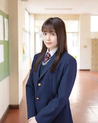 School Cute Japanese - Rinka Kumada