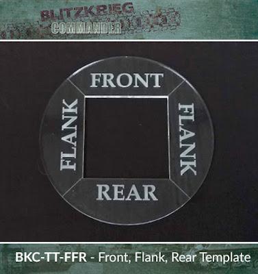 BKC-TT-FFR   Front, Flank & Rear template