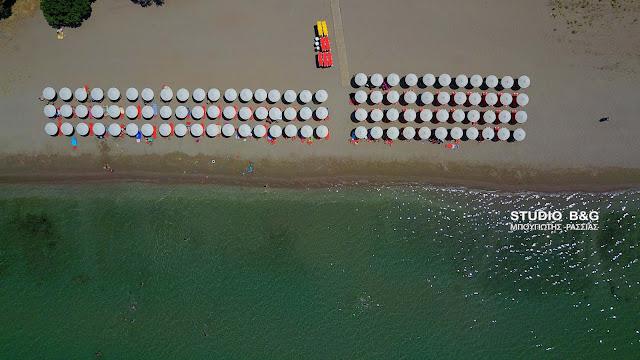 Ανοίγουν  από 15 Μαΐου και οι οργανωμένες παραλίες