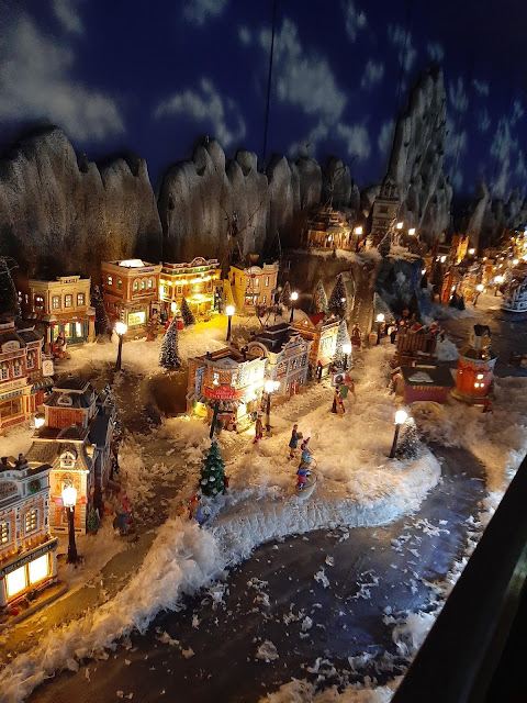 frima la magie de Noël Woodooliparc Scott