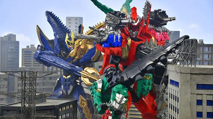 Kishiryu Sentai Ryusoulger Episode 40 Subtitle Indonesia