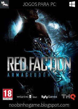 Download Red Faction: Armageddon PC