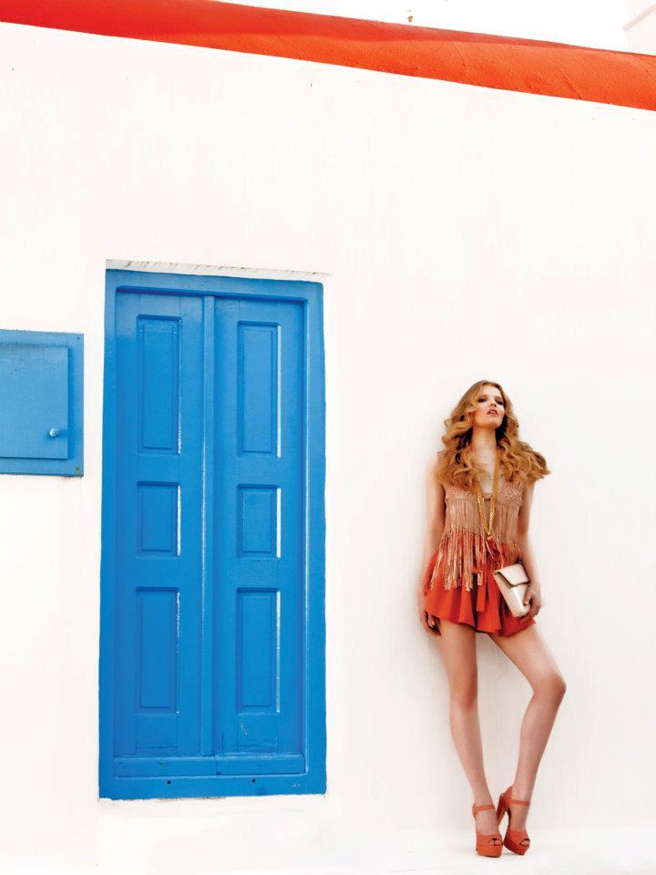 2e34cf3c13bc Δες το Lookbook της Lussile Άνοιξη Καλοκαίρι 2012