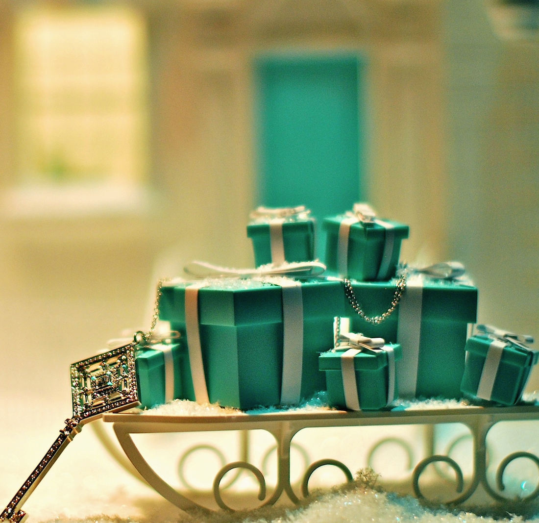 Tiffany Christmas Gifts