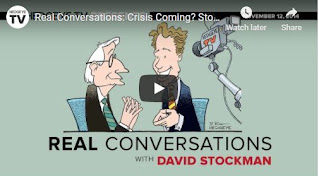 real conversations with David Stockman