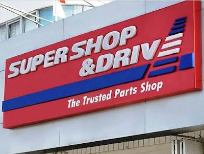 Shop and Drive Jakarta Selatan, Barat, Timur, Utara, Pusat
