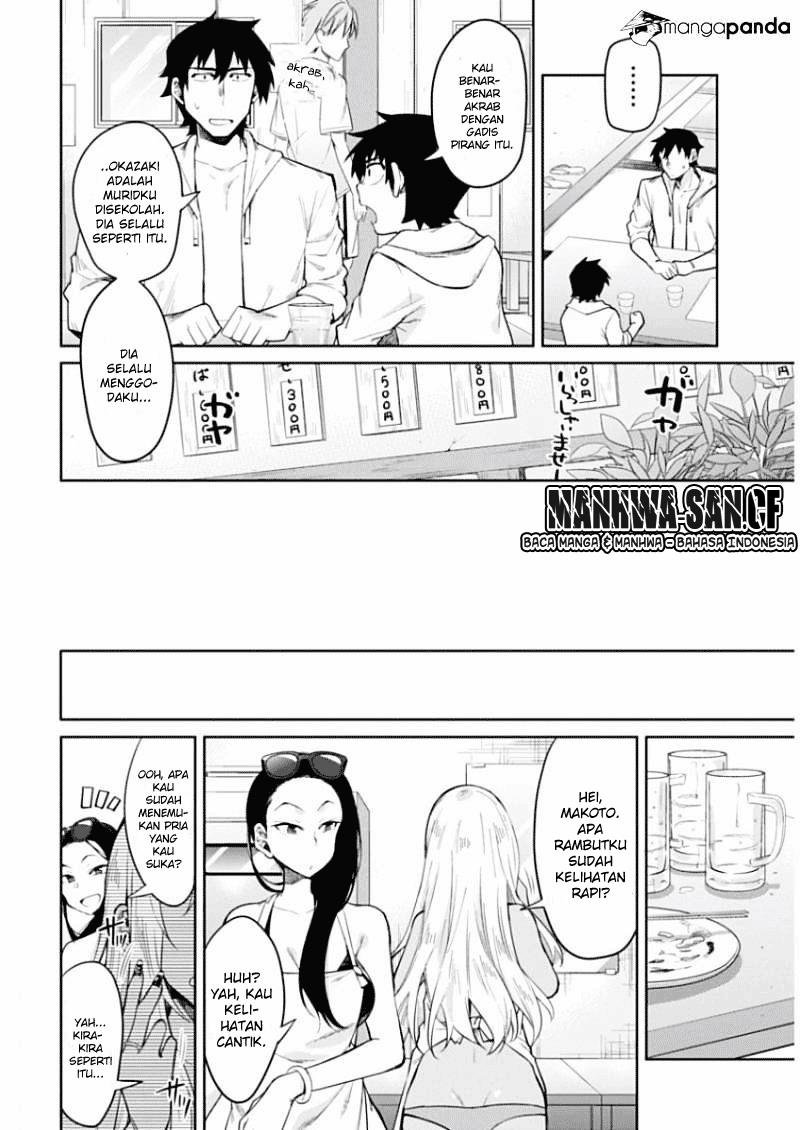 Baca Komik Gal Gohan Chapter 8 Bahasa Indonesia