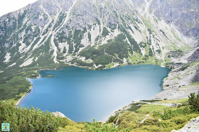 Lago Staw Gasienicowy en Tatras