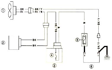 kawasaki zrx1200 radiator fan circuit diagram audio amplifier rh audio schematic blogspot com