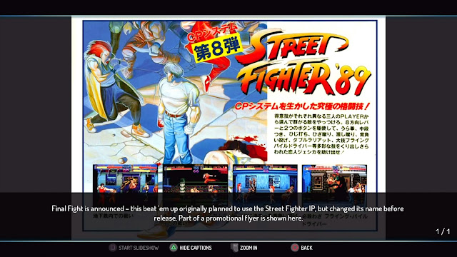Street Fighter 30th Anniversary Collection - Old Artworks