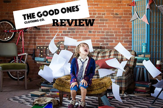 The Tuesday Review - The Good Ones Clothing Co. ~ The Styled Child