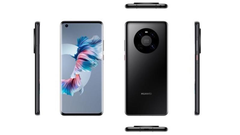 Huawei Mate 40E prix maroc