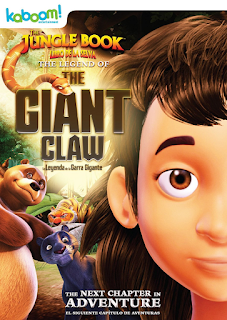 The Jungle Book: The Giant Claw [2016] [DVD5] [Latino]