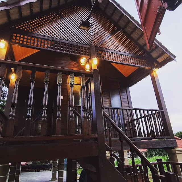 Homestay Rumah Kayu
