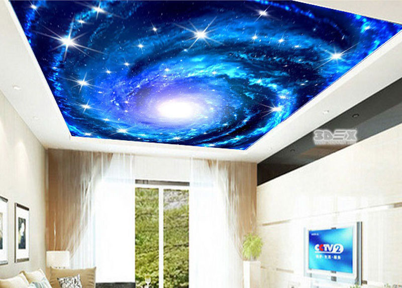 Extremly Amazing 3d False Ceiling Designs With Optical