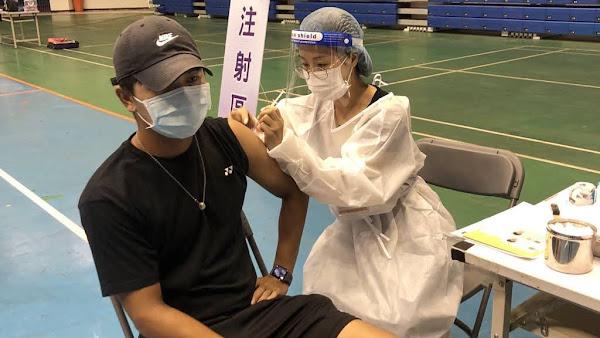 提升疫苗接種率 王惠美視察關心公費疫苗施打情形
