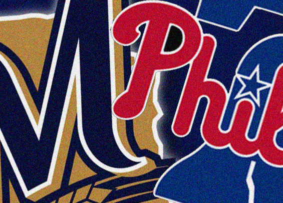 Phillies visit Milwaukee for series with the Brewers