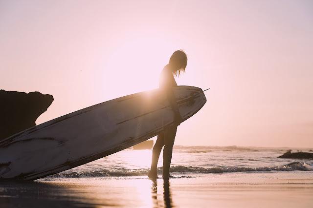 a Bella e o Mundo - dia dos oceanos - shapes in the sand