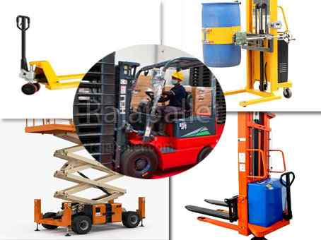 6 Jenis Material Handling Industri Yang Perlu Anda Tahu