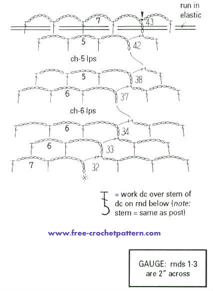 crochet-stitch-pattern