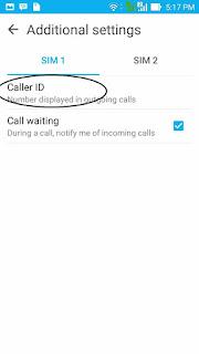 Cara Mudah Telepon Private Number Di Android Tanpa Aplikasi