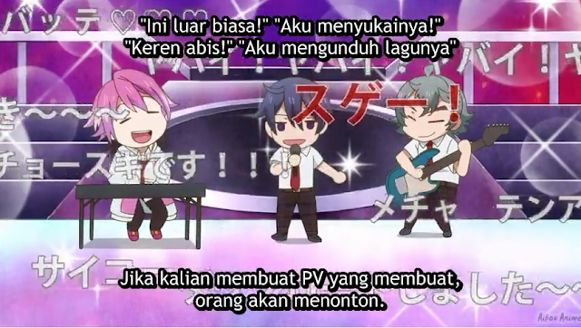 Actors: Songs Connection Episode 06 Subtitle Indonesia