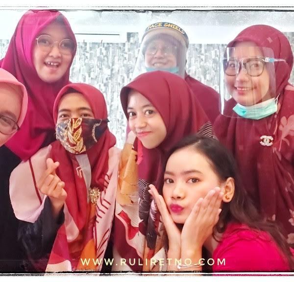 Pelatihan SEO On Page dan Optimalisasi Instagram di Ultah FBB, Komunitas Blogger Perempuan Kalsel