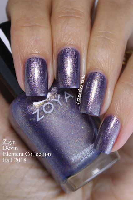 Devin Zoya Element Collection Fall 2018